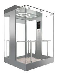 Top Quality Small Machine Room Passenger Lift -