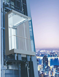 Short Lead Time for MRL Elevator -