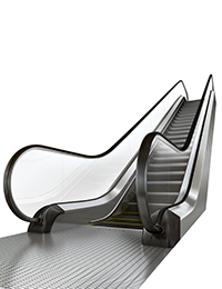 Commercial escalator ES008